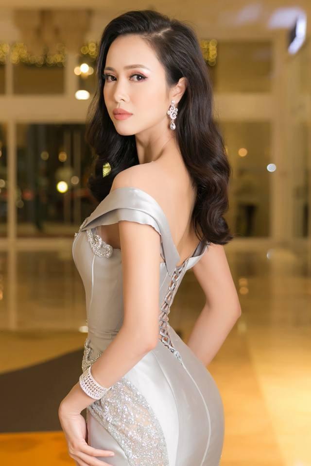 Vũ Ngọc Anh kiêu sa, lộng lẫy là thế vẫn lùi bước trước Hồ Ngọc Hà khi diện chung một mẫu váy - Ảnh 3.