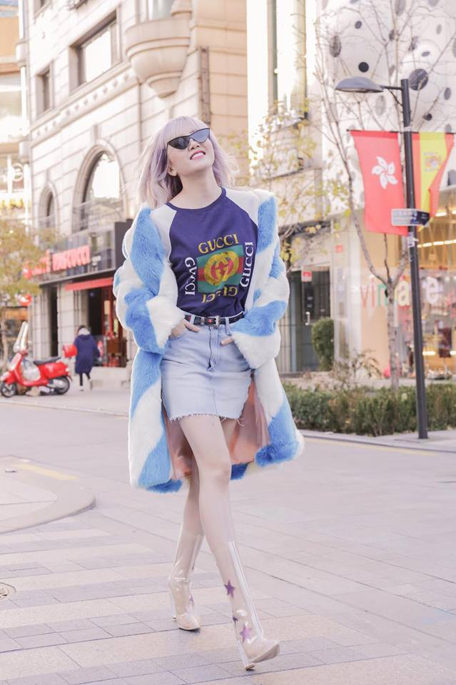 HHen Niê lần đầu sắm đồ hiệu đắt đỏ, đọ độ sang chảnh với Kỳ Duyên trong street style tuần này - Ảnh 12.