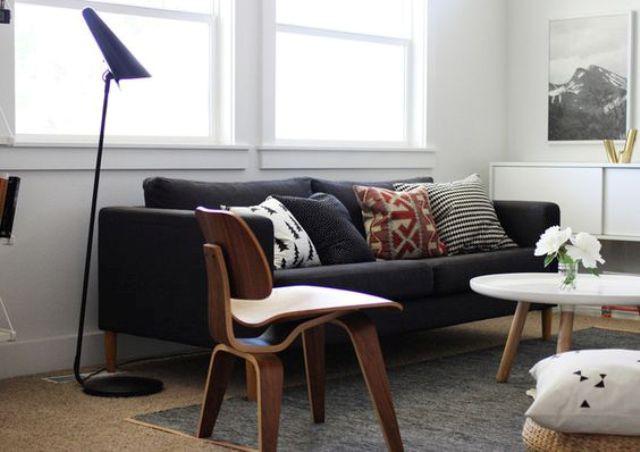 Những ý tưởng sử dụng ghế sofa Stockholm trong phòng khách cực ấn tượng   - Ảnh 21.
