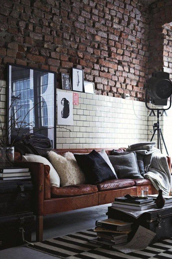 Những ý tưởng sử dụng ghế sofa Stockholm trong phòng khách cực ấn tượng   - Ảnh 4.