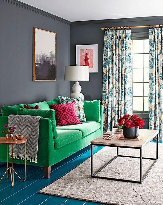 Những ý tưởng sử dụng ghế sofa Stockholm trong phòng khách cực ấn tượng   - Ảnh 9.