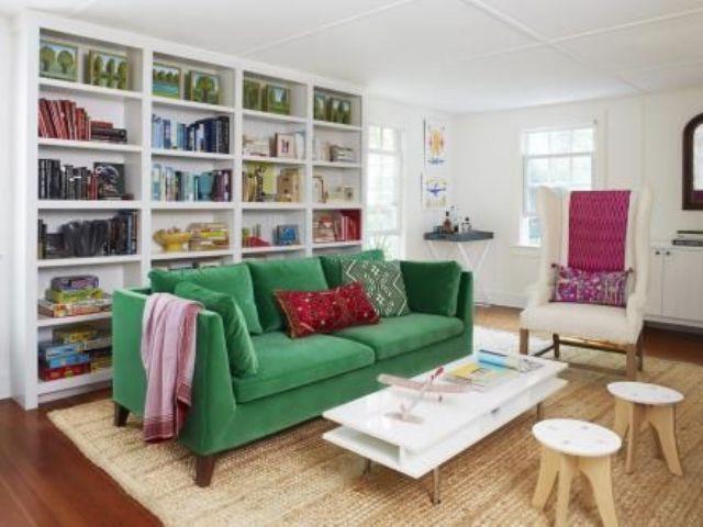 Những ý tưởng sử dụng ghế sofa Stockholm trong phòng khách cực ấn tượng   - Ảnh 11.
