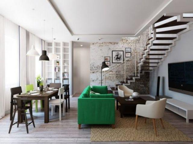 Những ý tưởng sử dụng ghế sofa Stockholm trong phòng khách cực ấn tượng   - Ảnh 12.