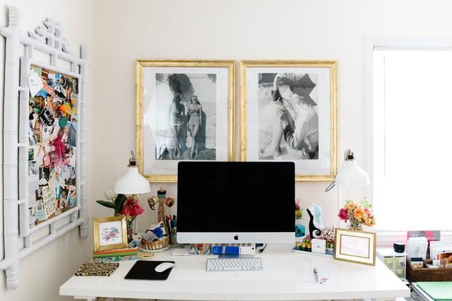 Biến không gian nhà ở sinh động bằng nhiều vật dụng mang họa tiết - Ảnh 11.