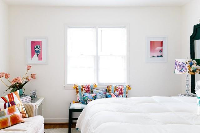Biến không gian nhà ở sinh động bằng nhiều vật dụng mang họa tiết - Ảnh 12.