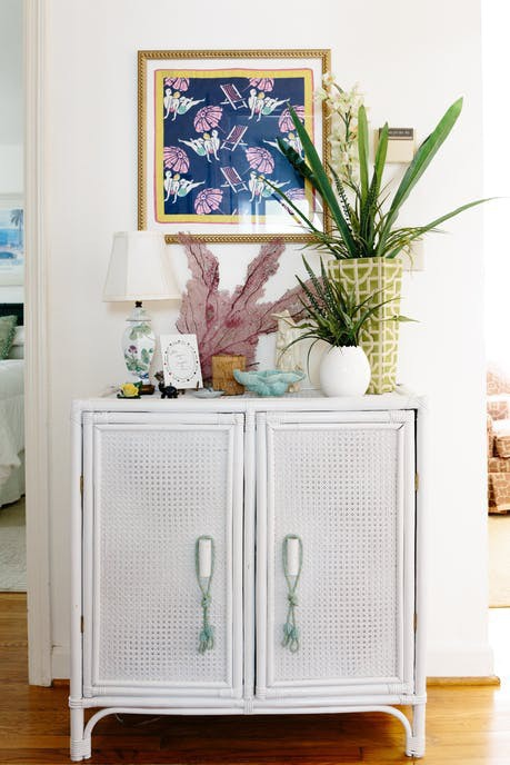 Biến không gian nhà ở sinh động bằng nhiều vật dụng mang họa tiết - Ảnh 4.
