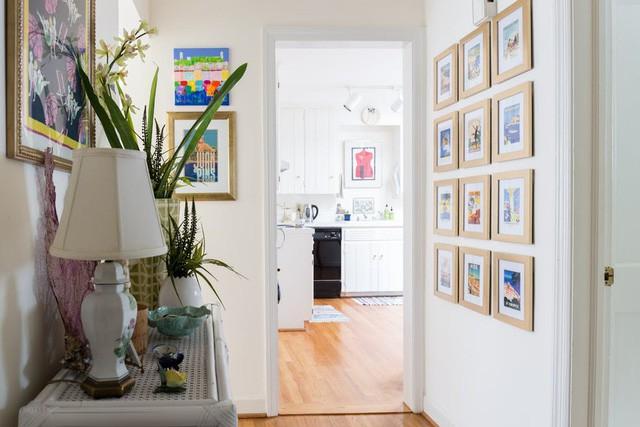Biến không gian nhà ở sinh động bằng nhiều vật dụng mang họa tiết - Ảnh 5.