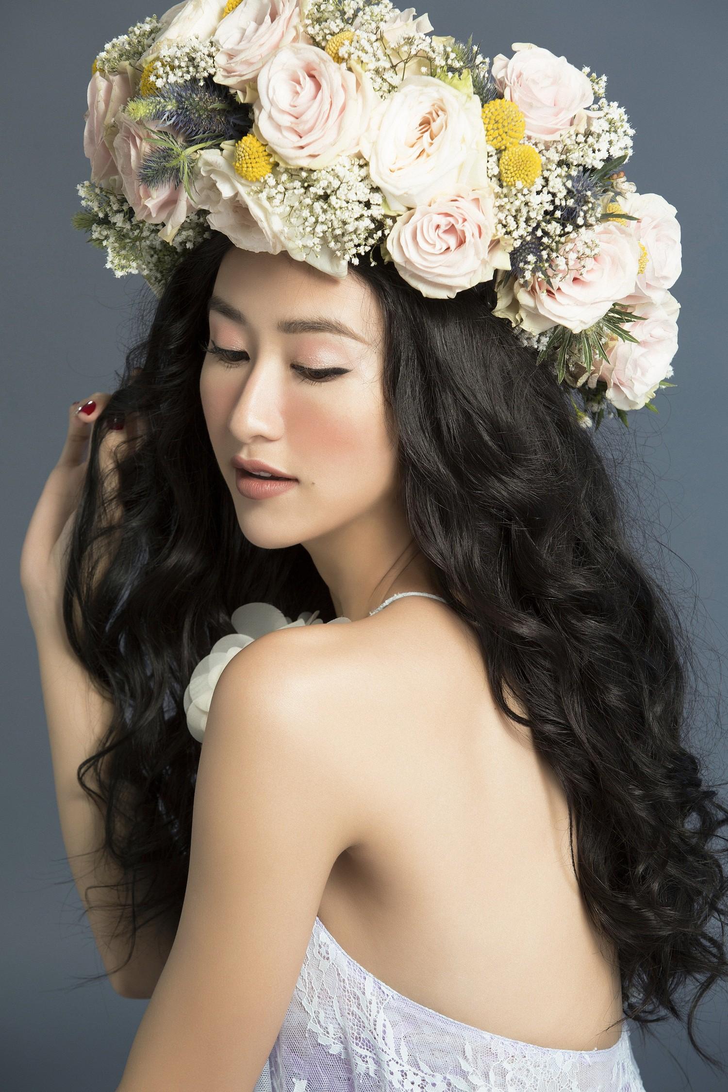 Á hậu Hà Thu bất ngờ lọt top 60 phụ nữ đẹp nhất thế giới -
