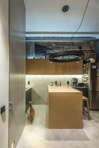 Căn hộ chung cư 35 m2 có gác lửng khiến nhiều người thích mê - Ảnh 14.