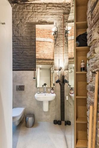 Căn hộ chung cư 35 m2 có gác lửng khiến nhiều người thích mê - Ảnh 7.