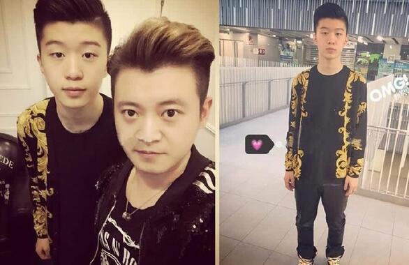 Sang Hàn vài tháng, em trai Phạm Băng Băng không chỉ đẹp trai hơn mà còn mặc đẹp hơn hẳn - Ảnh 1.
