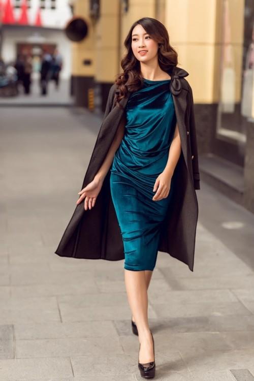 Muốn lọt 'mắt xanh' Bùi Tiến Dũng, hãy học hỏi gout thời trang đa phong cách của Đỗ Mỹ Linh - Ảnh 8.
