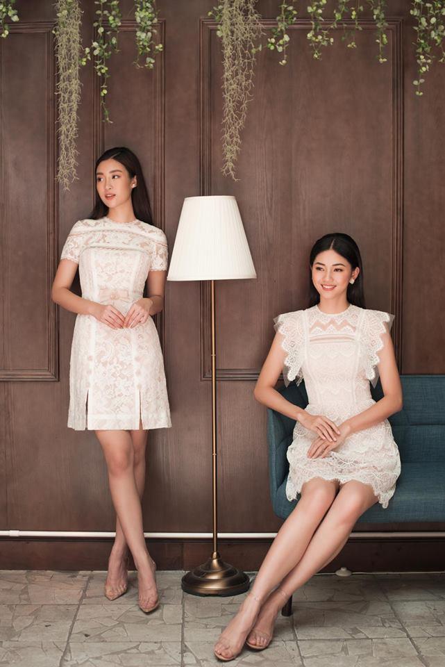 Mới đăng quang chưa đầy 1 tháng, HH Trần Tiểu Vy đụng váy áo liên hoàn với cả loạt người đẹp Vbiz - Ảnh 11.