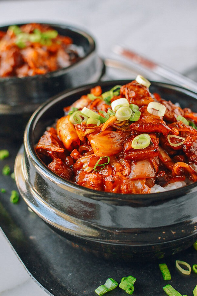 5 món ngon nóng hổi nấu siêu nhanh cho bữa tối ngày lạnh thêm hương vị - Ảnh 1.