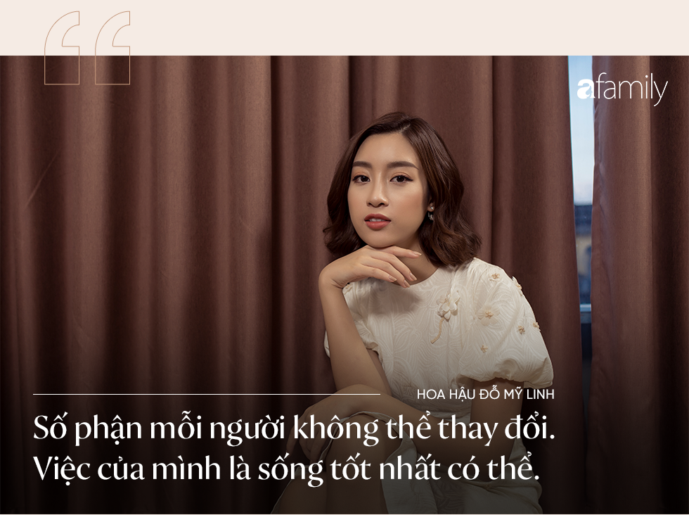 Hoa hậu Đỗ Mỹ Linh: Tôi đã phải cố gắng rất nhiều, giờ lẽ nào lại dành tình yêu cho một chàng trai kém cỏi - Ảnh 5.