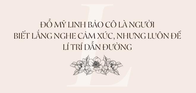 Hoa hậu Đỗ Mỹ Linh: Tôi đã phải cố gắng rất nhiều, giờ lẽ nào lại dành tình yêu cho một chàng trai kém cỏi - Ảnh 1.