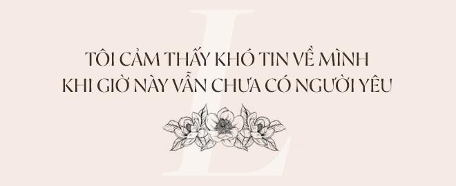 Hoa hậu Đỗ Mỹ Linh: Tôi đã phải cố gắng rất nhiều, giờ lẽ nào lại dành tình yêu cho một chàng trai kém cỏi - Ảnh 3.