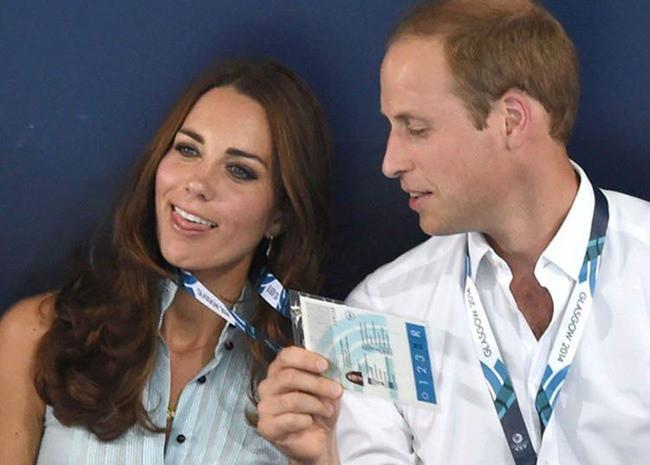 Khoảnh khắc ngọt ngào của 4 cặp đôi nổi tiếng nhất hoàng gia Anh: Hiếm khi thể hiện nhưng vẫn làm công chúng ghen tị - Ảnh 19.
