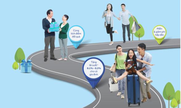 Family Banking – Kết nối người thân, trọn vẹn ưu đãi - Ảnh 1.