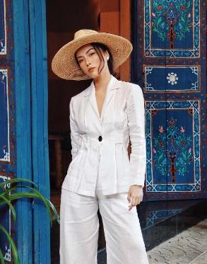Ngưỡng mộ với hành trình giảm 14kg của travel blogger Hà Trúc - Ảnh 2.