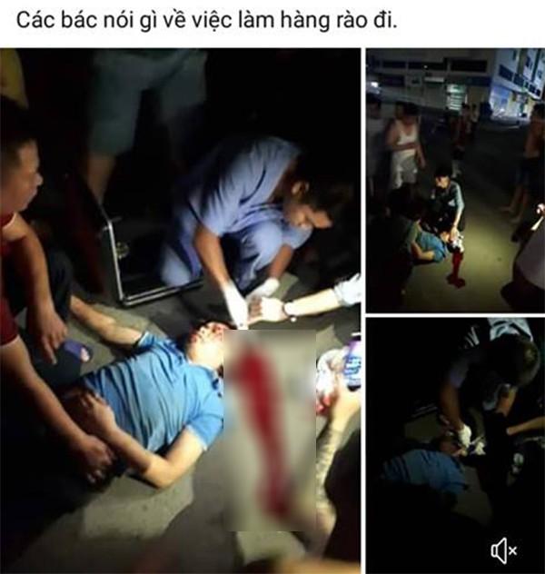 Hà Nội: Cư dân HH Linh Đàm sôi sục sau vụ tai nạn do xuất hiện dây xích chắn ngang đường - Ảnh 9.