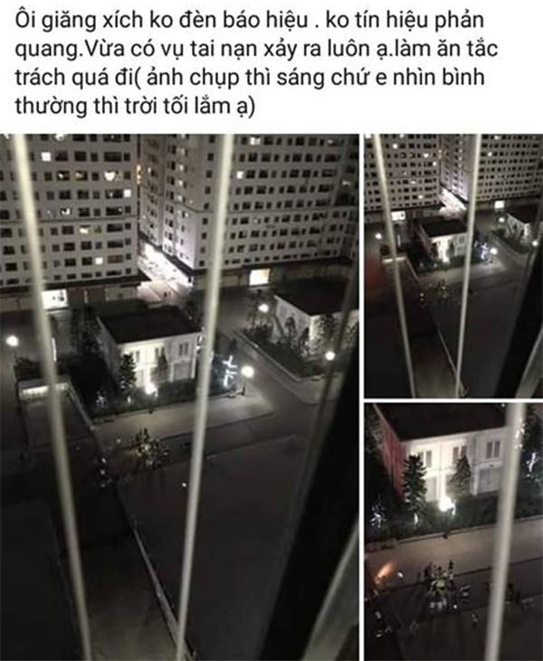 Hà Nội: Cư dân HH Linh Đàm sôi sục sau vụ tai nạn do xuất hiện dây xích chắn ngang đường - Ảnh 7.