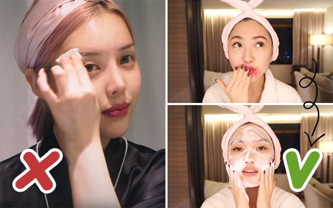 8 lỗi rửa mặt sai trầm trọng mà hầu hết phụ nữ đều vô tư mắc phải, khiến da họ xấu đi trông thấy - Ảnh 1.