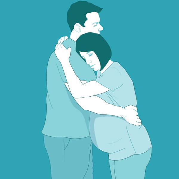 Kinh nghiệm đi đẻ của mẹ trẻ: Muốn giảm đau, sinh nhanh, hãy nhớ chọn tư thế chuyển dạ đúng - Ảnh 9.