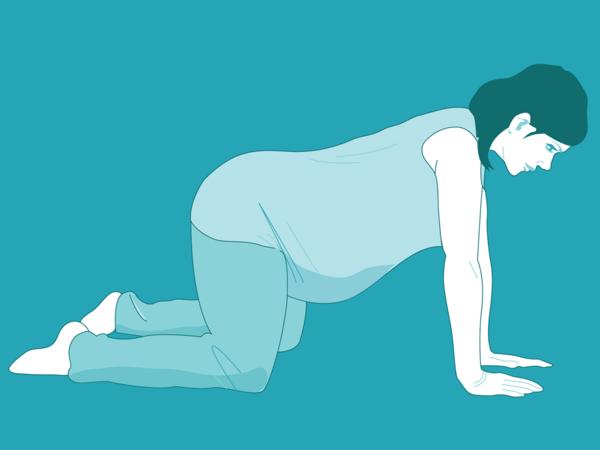 Kinh nghiệm đi đẻ của mẹ trẻ: Muốn giảm đau, sinh nhanh, hãy nhớ chọn tư thế chuyển dạ đúng - Ảnh 10.