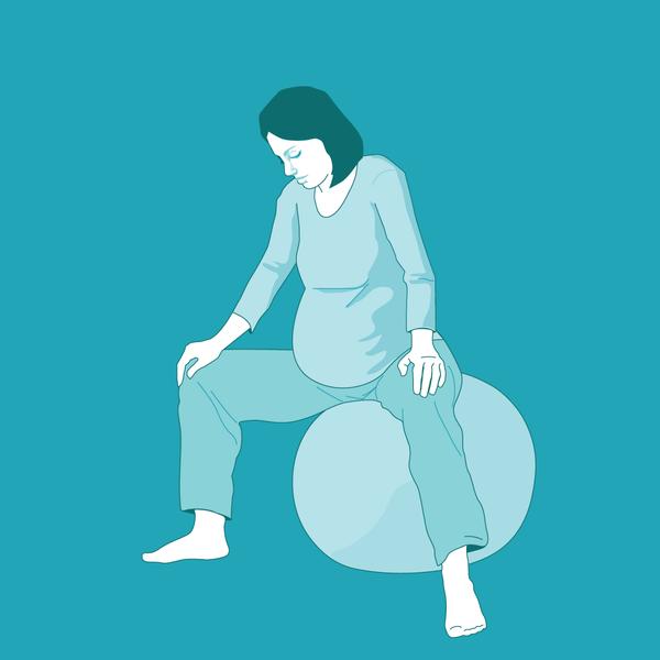 Kinh nghiệm đi đẻ của mẹ trẻ: Muốn giảm đau, sinh nhanh, hãy nhớ chọn tư thế chuyển dạ đúng - Ảnh 16.