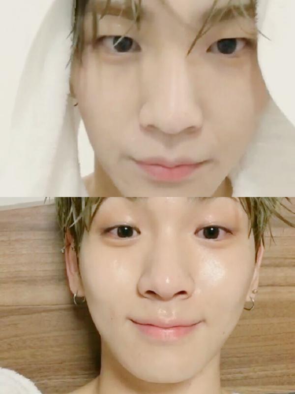 Ngoài việc mua mỹ phẩm đắt tiền, nhiều idol Hàn có da đẹp là vì chăm áp dụng những phương pháp này - Ảnh 3.