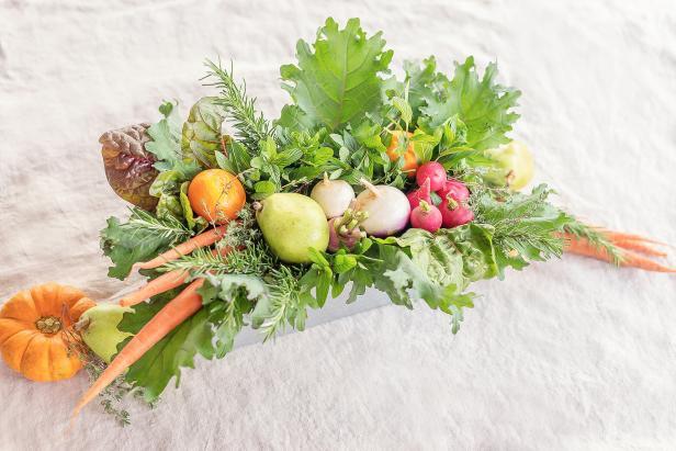 Trang trí nhà thần diệu đậm sắc thu từ hoa quả xinh yêu, có sẵn trong mùa - Ảnh 4.