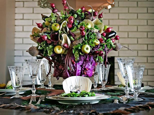 Trang trí nhà thần diệu đậm sắc thu từ hoa quả xinh yêu, có sẵn trong mùa - Ảnh 7.