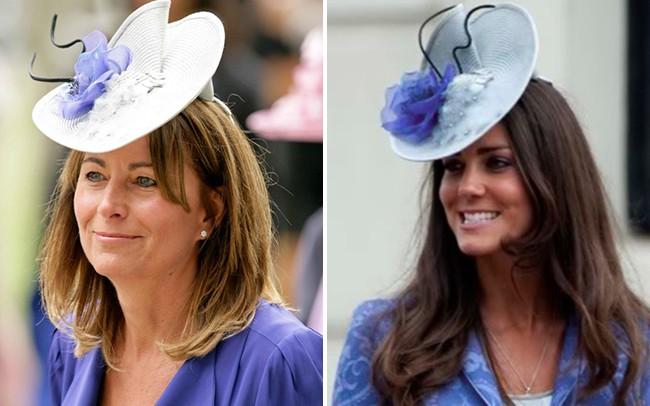 Các thánh soi đã ra tay và tia được Công nương Kate Middleton cùng mẹ đẻ rất hay mặc đồ giống nhau - Ảnh 4.