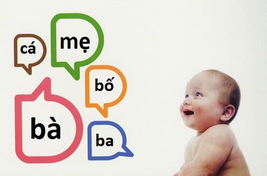 Thực hư việc trẻ học tiếng Anh sớm sẽ chậm nói tiếng Việt - Ảnh 2.