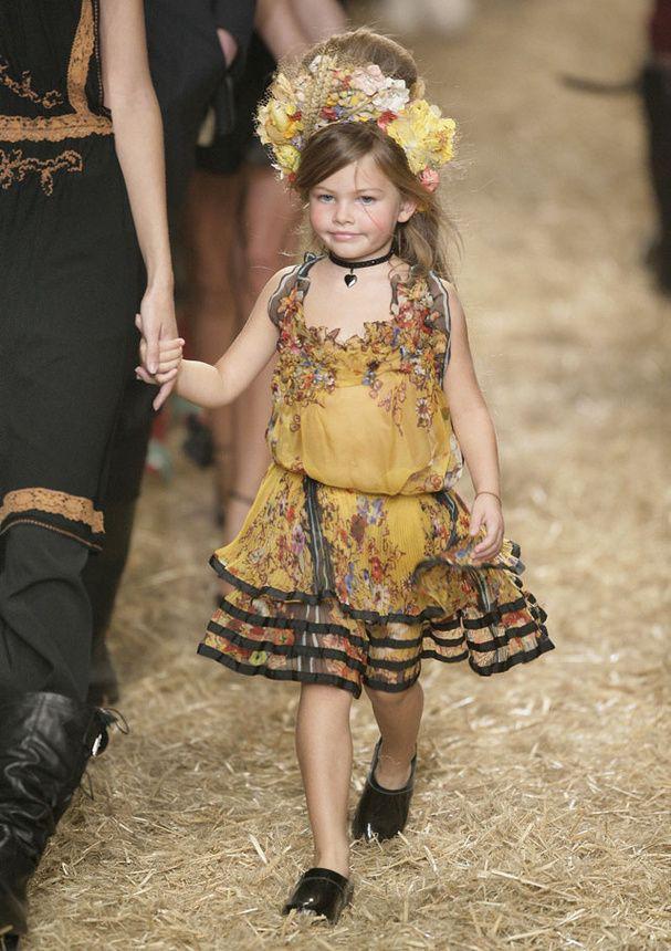 Top người mẫu nhí nhỏ tuổi nhất thế giới: Mới lên 5 đã trở thành các mỹ nam mỹ nữ hàng đầu làng giải trí! - Ảnh 22.