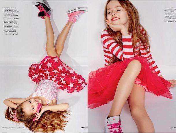 Top người mẫu nhí nhỏ tuổi nhất thế giới: Mới lên 5 đã trở thành các mỹ nam mỹ nữ hàng đầu làng giải trí! - Ảnh 5.