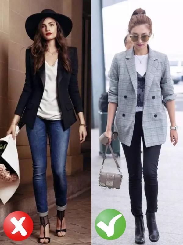 Jeans + blazer: Có 3 tips để giúp bạn trông thanh lịch hơn khi mặc bộ đôi này - Ảnh 1.