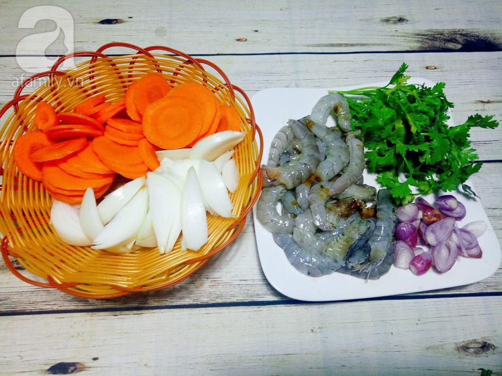 Cách nấu cháo tôm ngọt ngon ai ăn cũng mê mẩn - Nhà Nông Xanh