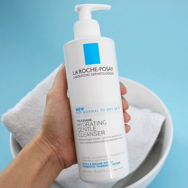 7 sữa rửa mặt tuyệt vời cho da khô, được BS da liễu khuyên dùng vì làm sạch hiệu quả mà vẫn giữ da ẩm mọng - Ảnh 2.