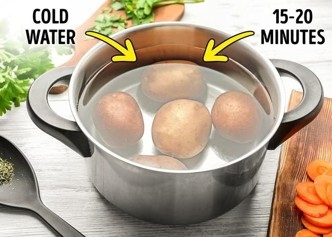 Muốn nấu ăn ngon lại còn tiết kiệm thời gian, chị em nhất định phải biết đến những mẹo khó ngờ này - Ảnh 6.