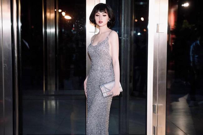 Tái xuất đẹp ngẩn ngơ nhưng Tâm Tít lại dính nghi án mặc váy nhái của Selena Gomez từ 2 năm trước - Ảnh 1.