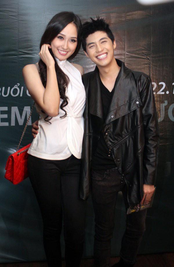 Khi cả showbiz dậy sóng về chuyện tình của Noo Phước Thịnh-Mai Phương Thúy, cặp đôi cũng từng chọn trang phục tình thế này đây - Ảnh 3.