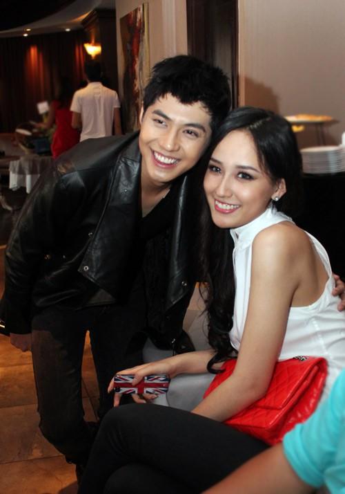 Khi cả showbiz dậy sóng về chuyện tình của Noo Phước Thịnh-Mai Phương Thúy, cặp đôi cũng từng chọn trang phục tình thế này đây - Ảnh 4.