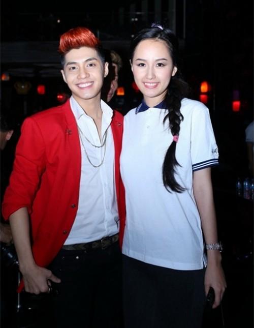 Khi cả showbiz dậy sóng về chuyện tình của Noo Phước Thịnh-Mai Phương Thúy, cặp đôi cũng từng chọn trang phục tình thế này đây - Ảnh 7.