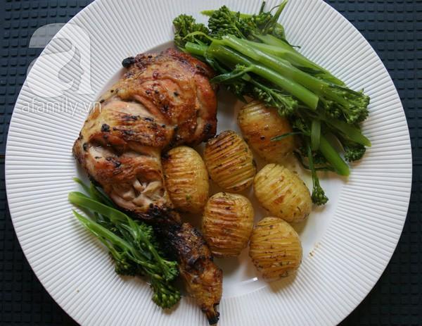 Gợi ý thực đơn cơm tối cho cả tuần sau chẳng phải băn khoăn nghĩ nấu gì hôm nay? - Ảnh 3.