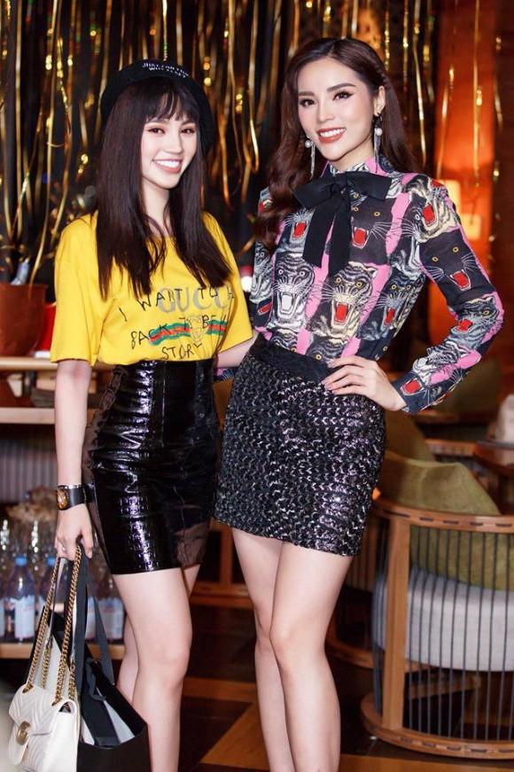 Hoa hậu Kỳ Duyên và Jolie Nguyễn thân thiết thế nào trước khi tuyên bố cạch mặt? - Ảnh 4.