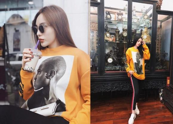 Hoa hậu Kỳ Duyên và Jolie Nguyễn thân thiết thế nào trước khi tuyên bố cạch mặt? - Ảnh 10.