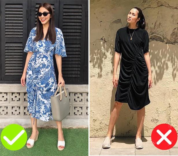 """Sau bao lần """"mặc sai"""", cuối cùng Tăng Thanh Hà đã biết cách diện đẹp mẫu váy khó nhằn này - Ảnh 6."""
