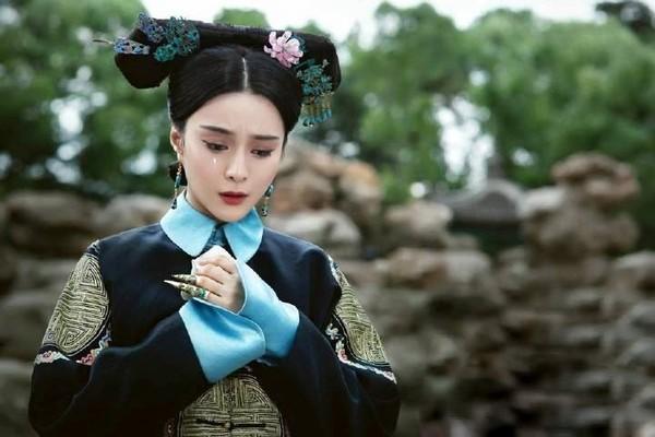 Đừng mải chê Phạm Băng Băng dở hơn Châu Tấn, nàng Kim Tỏa từng đóng Như Ý - Kế Hoàng hậu đây này!  - Ảnh 5.